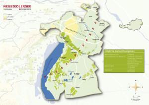 ノイジードラーゼー地図
